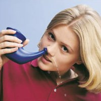 The Neti Pot